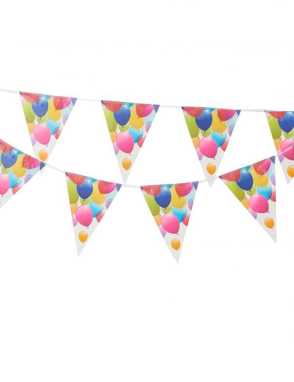 Photo du produit 1 Guirlande 11 fanions ballons volants