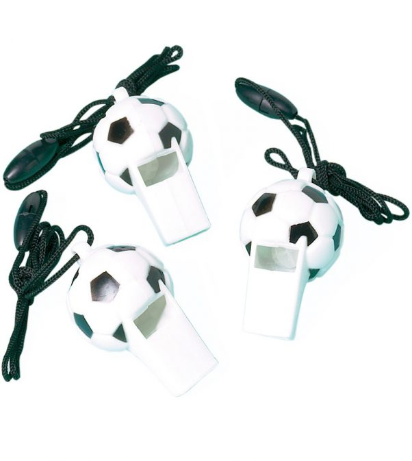 Photo du produit 12 Sifflets Championship Soccer