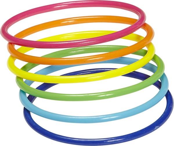 Photo du produit 15 Bracelets multicolores fluos