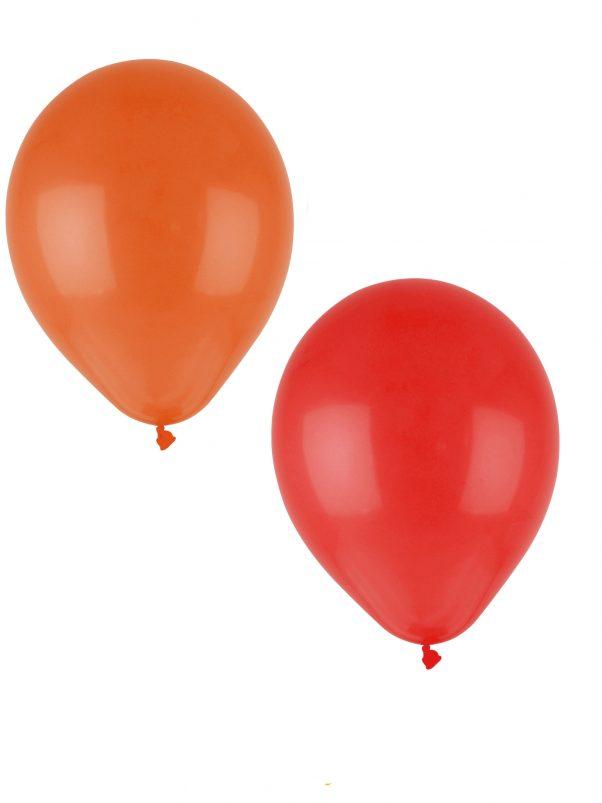 Photo du produit 24 Ballons orange 30 cm