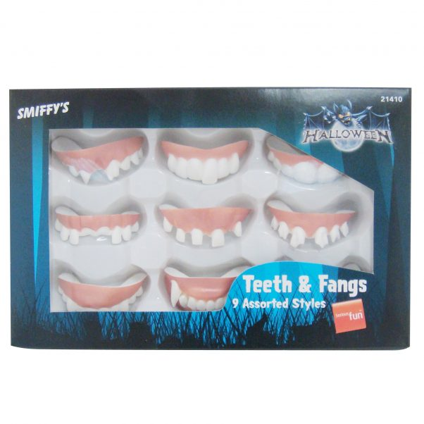 Photo du produit Dentiers Halloween