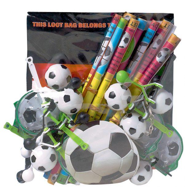 Photo du produit Assortiment Gadgets football