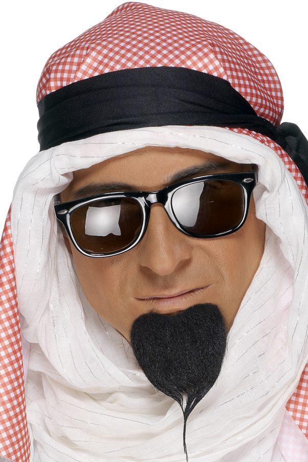 Photo du produit Barbichette prince arabe adulte