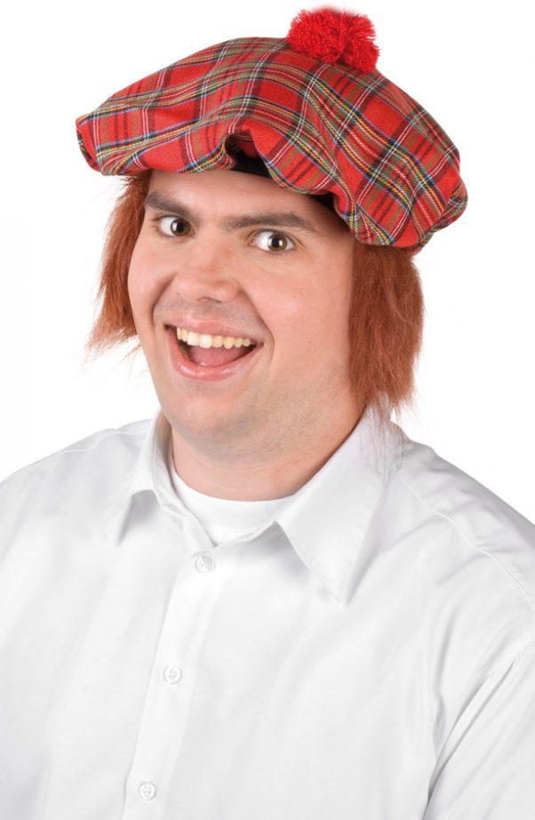 Photo du produit Béret écossais adulte