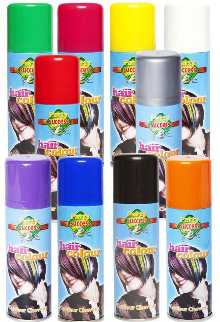 Photo du produit Spray pour cheveux couleurs 125 ml