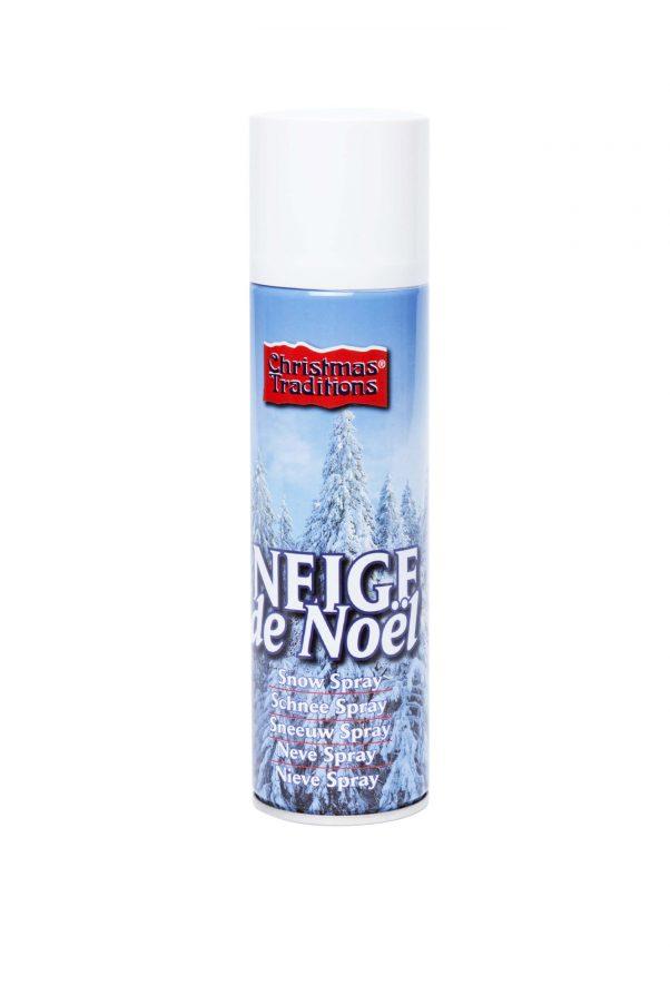 Photo du produit Bombe spray neige 250 ml Noël