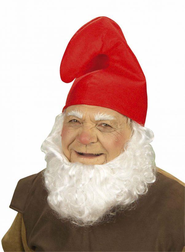 Photo du produit Bonnet lutin rouge adulte