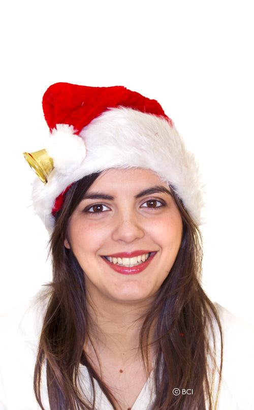 Photo du produit Bonnet luxe de Noël adulte