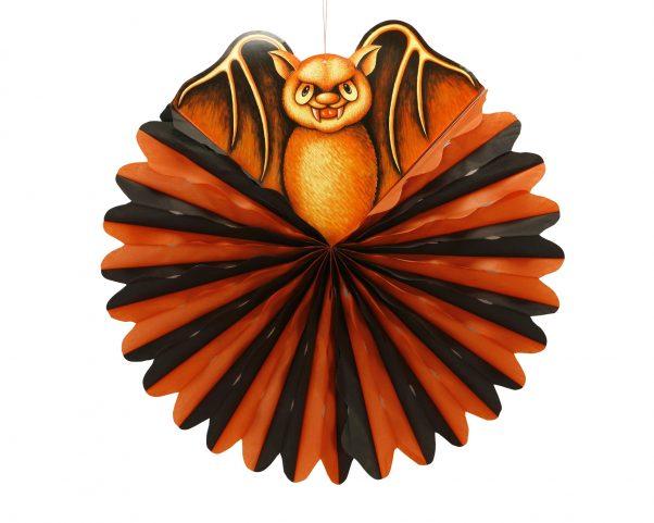 Photo du produit Boule décorative chauve-souris Halloween