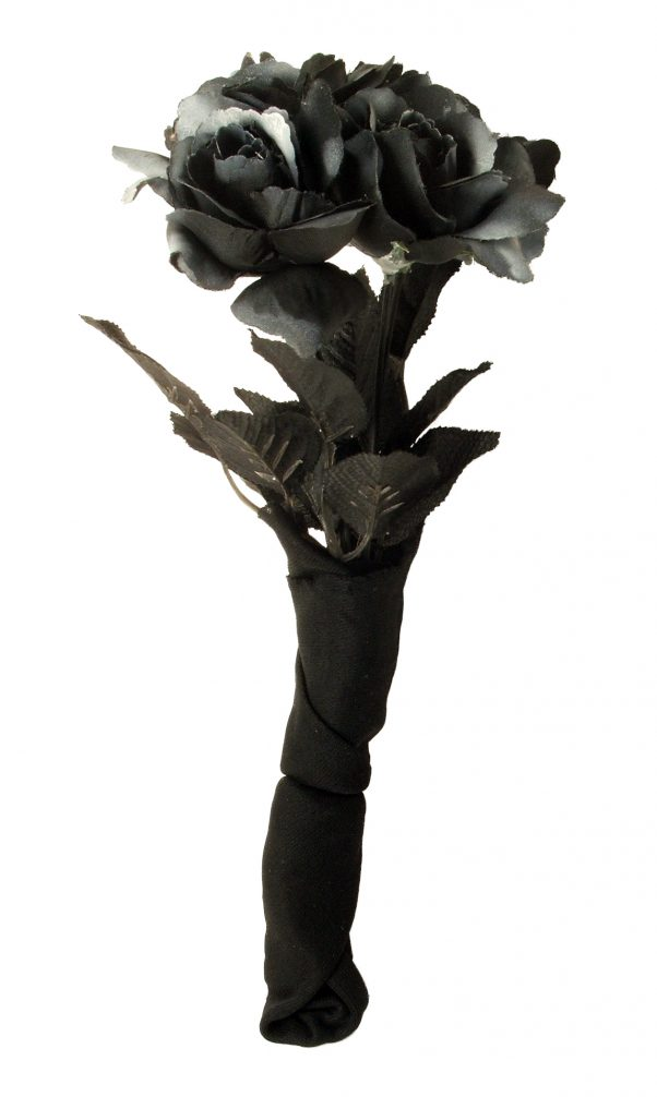 Photo du produit Bouquet roses noires