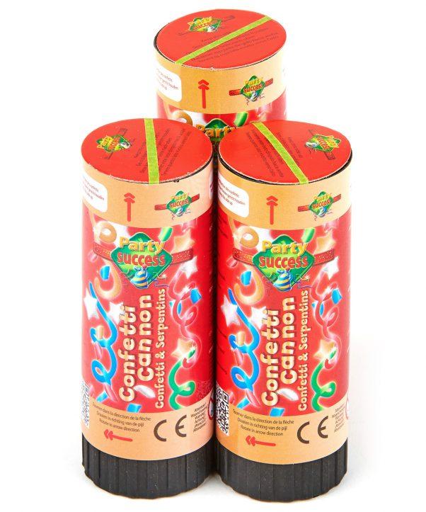Photo du produit Canons à confettis 11 cm