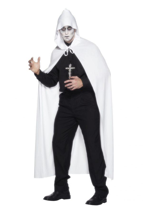 Photo du produit Cape fantôme adulte Halloween