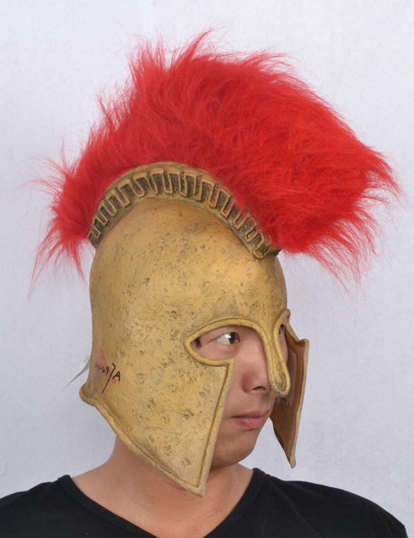 Photo du produit Casque gladiateur romain luxe