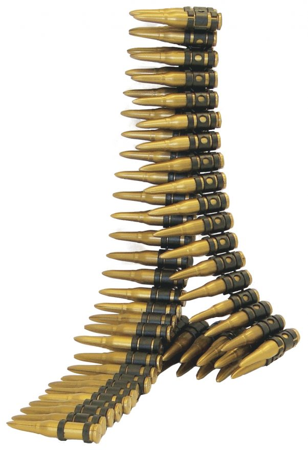 Photo du produit Ceinture balles de guerre