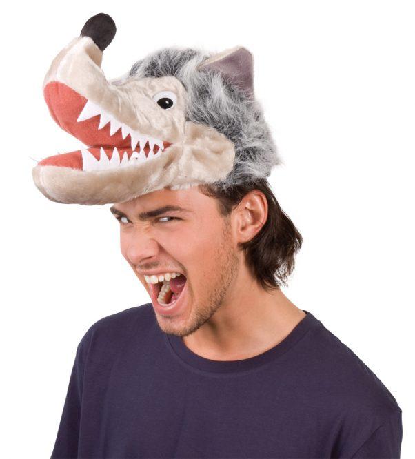 Photo du produit Chapeau loup adulte