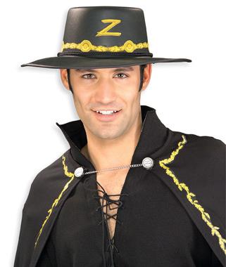 Photo du produit Chapeau Zorro Adulte