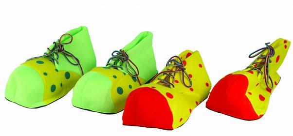 Photo du produit Chaussures de clown adulte