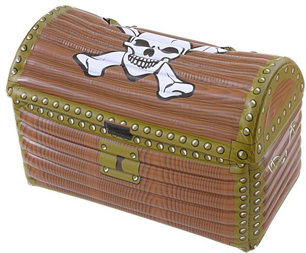 Photo du produit Coffre pirate gonflable