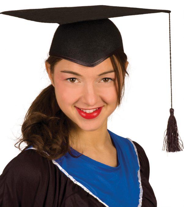 Photo du produit Coiffe d'étudiante adulte