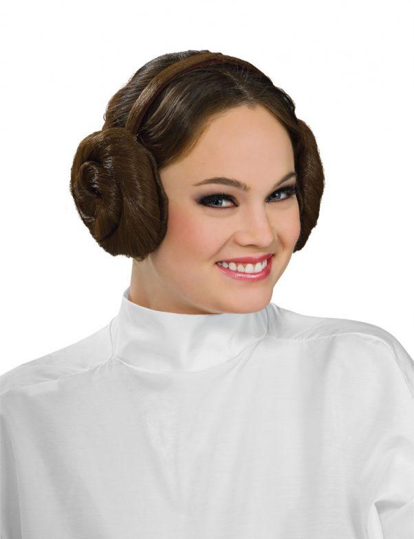 Photo du produit Coiffure princesse Leia Organa Star Wars femme