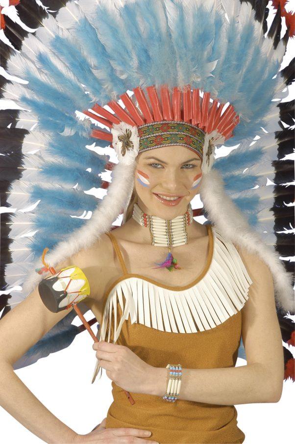 Photo du produit Collier indien femme