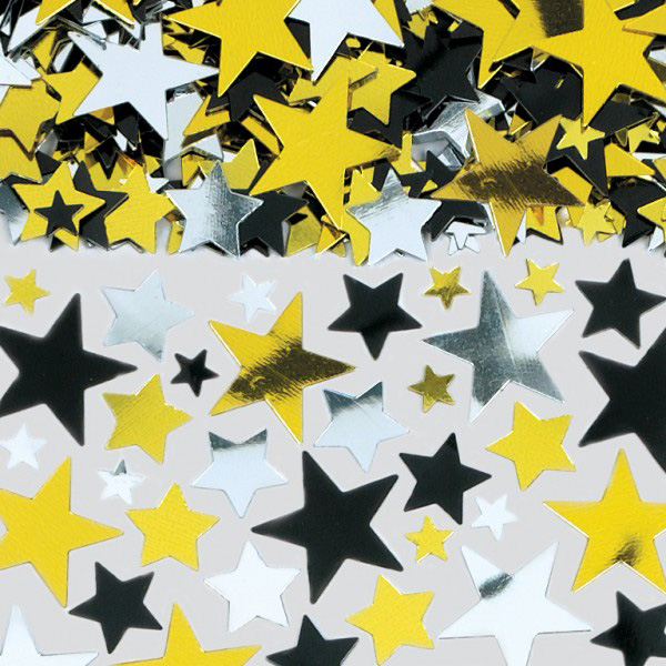 Photo du produit Confettis étoiles