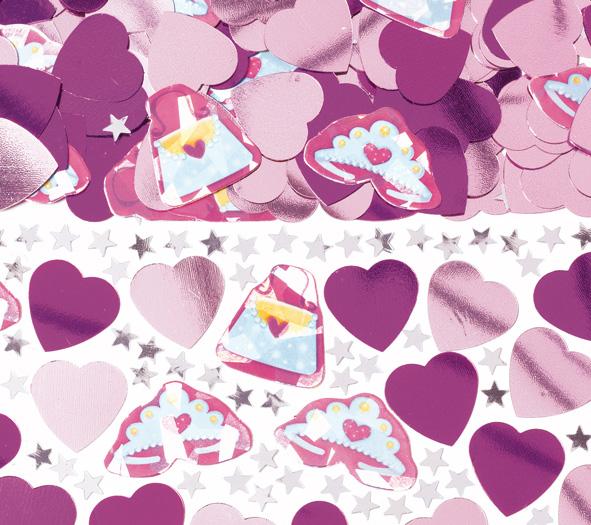 Photo du produit Confettis princesse