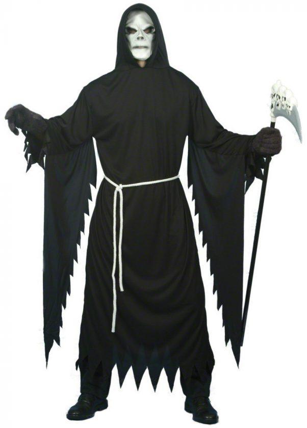 Photo du produit Déguisement faucheur adulte Halloween