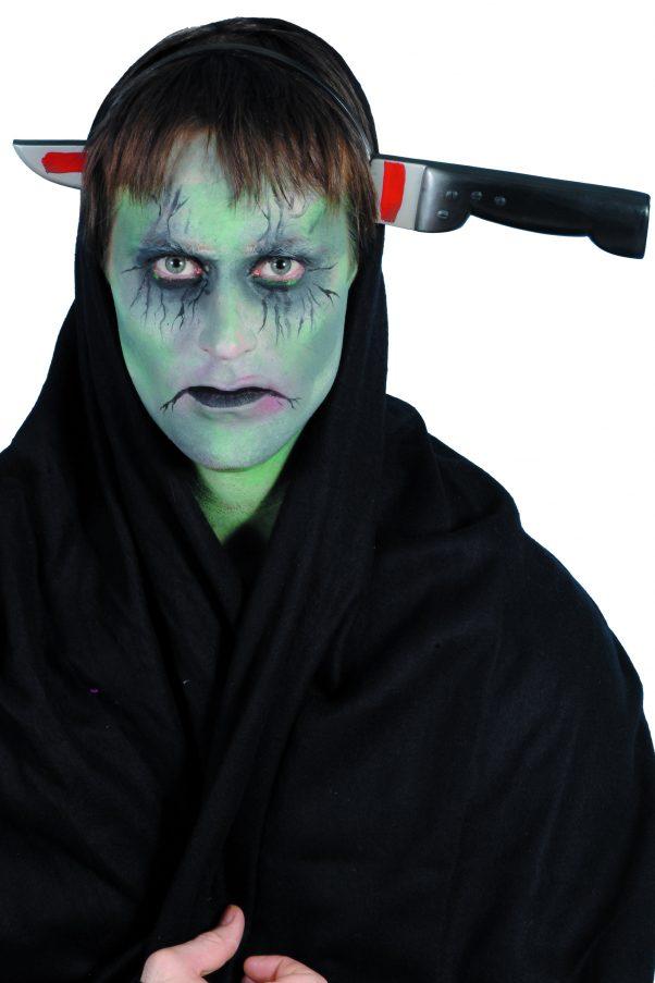 Photo du produit Couteau sanglant Halloween