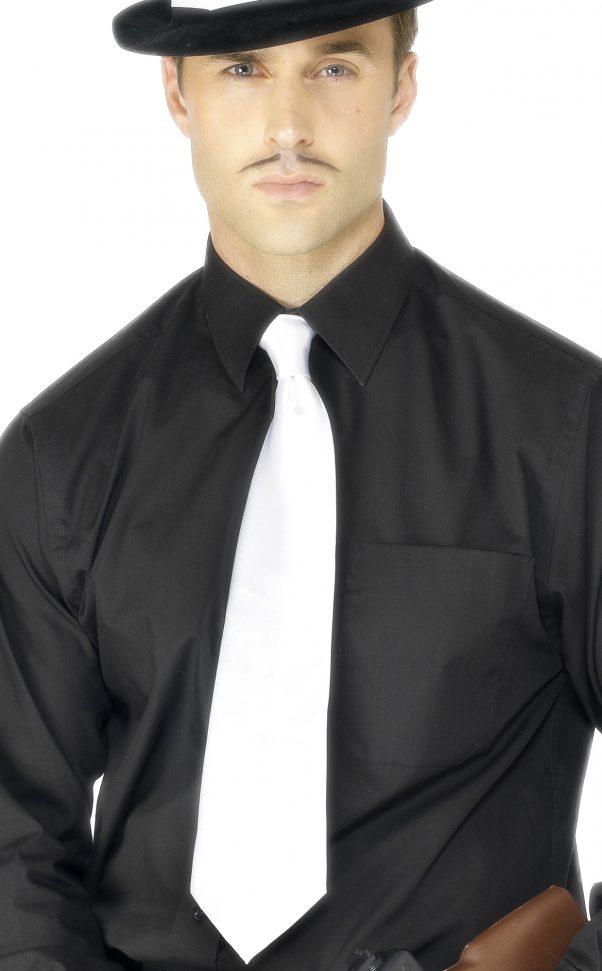 Photo du produit Cravate blanche adulte