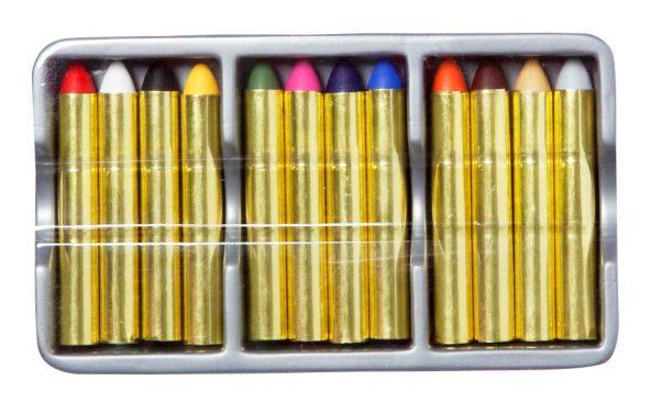 Photo du produit 12 Crayons pour maquillage