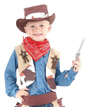 Photo du produit Kit de cowboy garçon