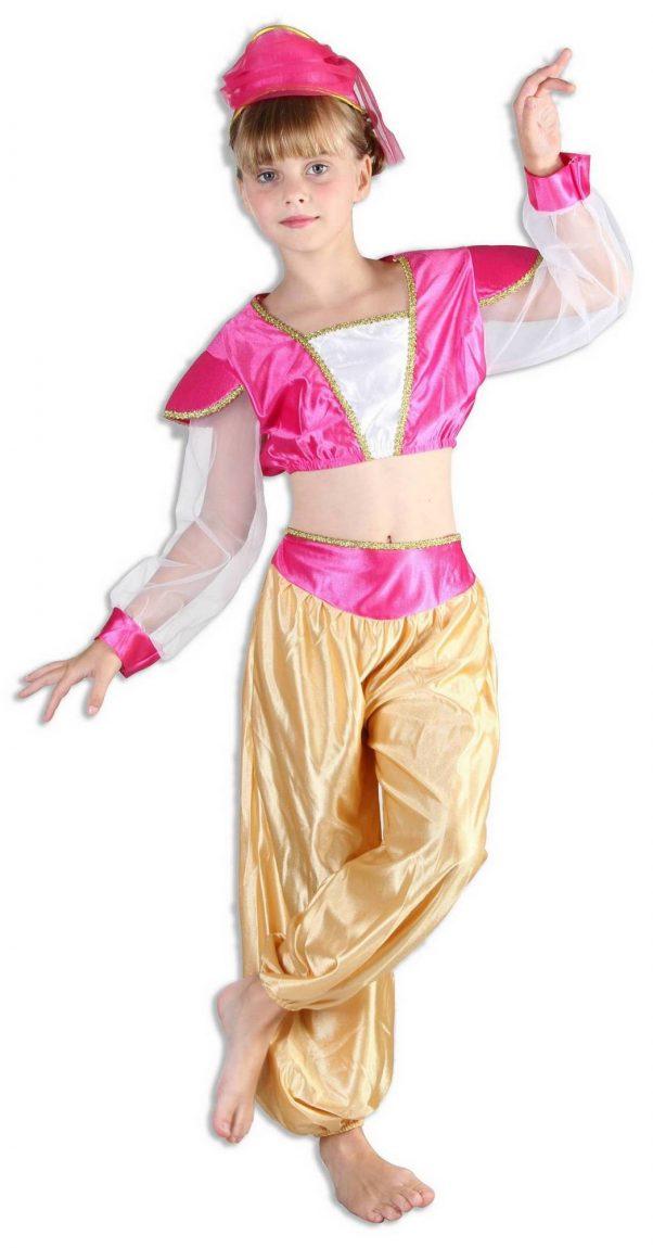 Photo du produit Déguisement danseuse orientale luxe fille