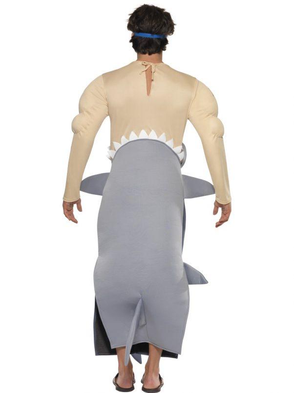 Photo du produit Déguisement dents de la mer homme