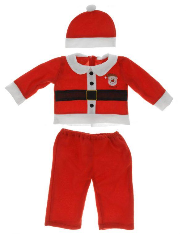 Photo du produit Déguisement Père Noël complet bébé