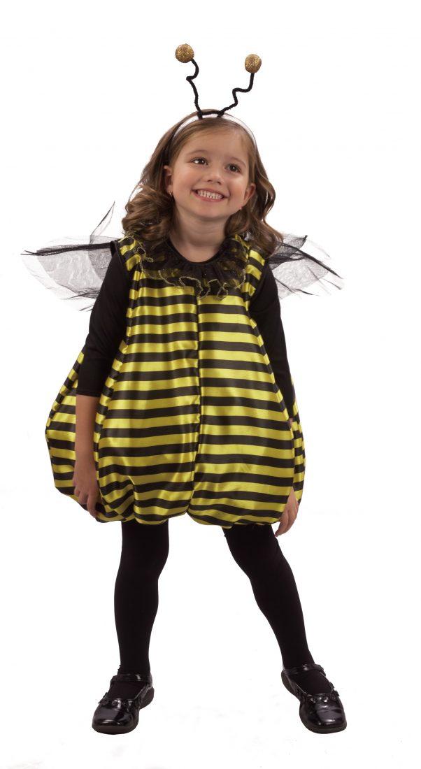 Photo du produit Déguisement bouffant abeille fille