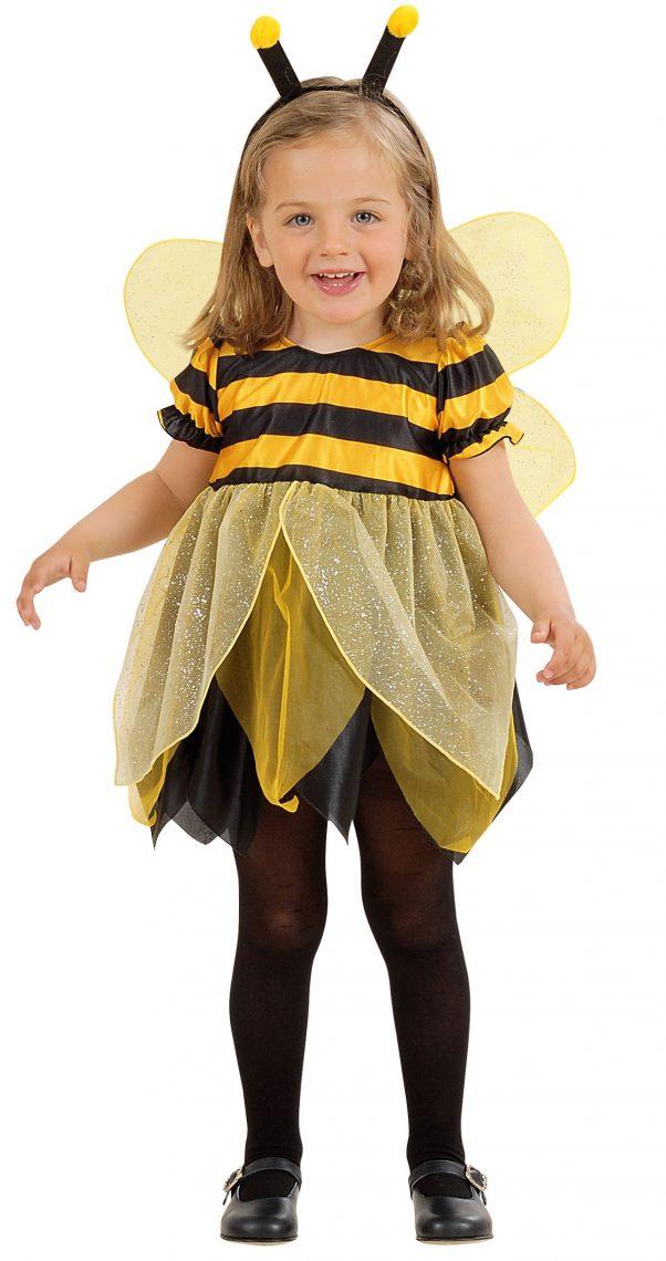 Photo du produit Déguisement abeille bébé fille