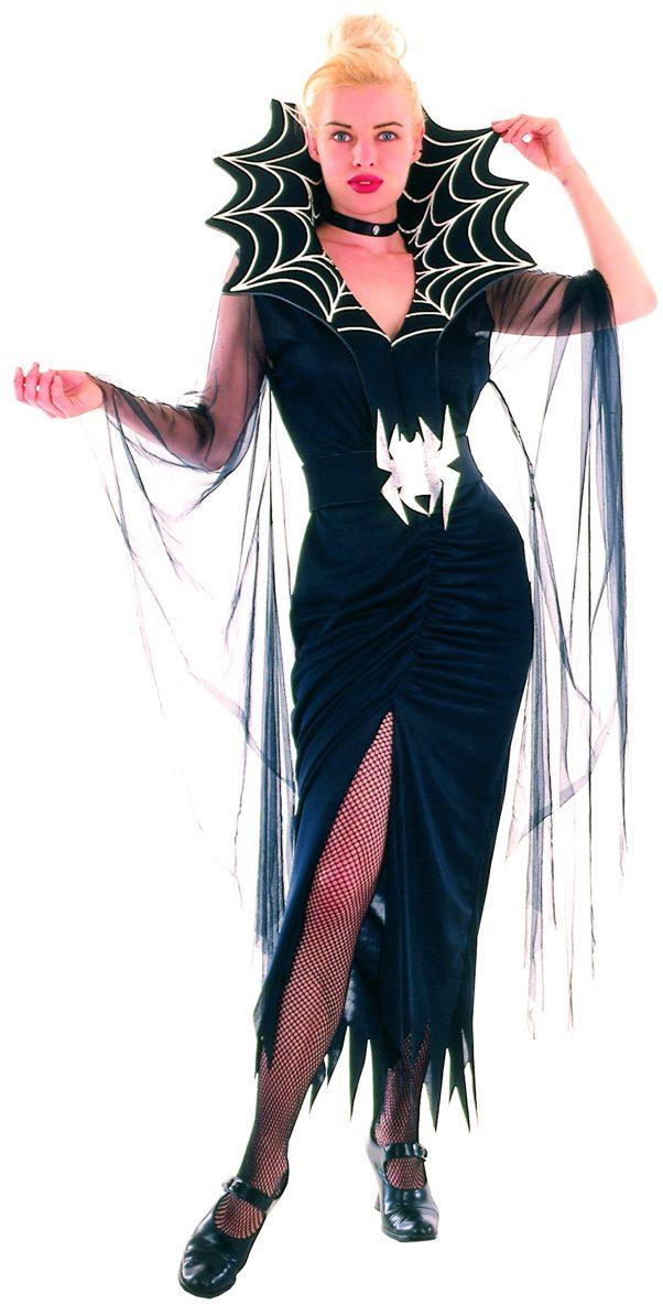 Photo du produit Déguisement araignée femme Halloween