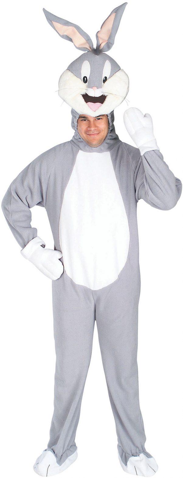 Photo du produit Déguisement luxe Bugs Bunny adulte
