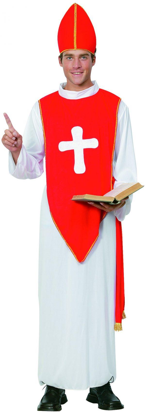 Photo du produit Déguisement cardinal homme