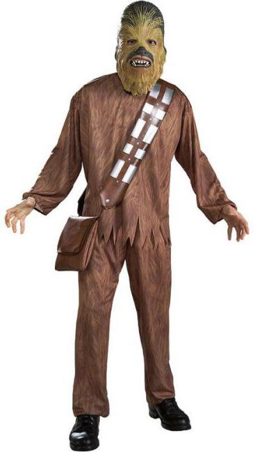Photo du produit Déguisement classique Chewbacca Star Wars adulte
