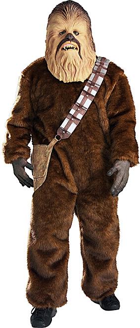 Photo du produit Déguisement luxe Chewbacca Star Wars homme