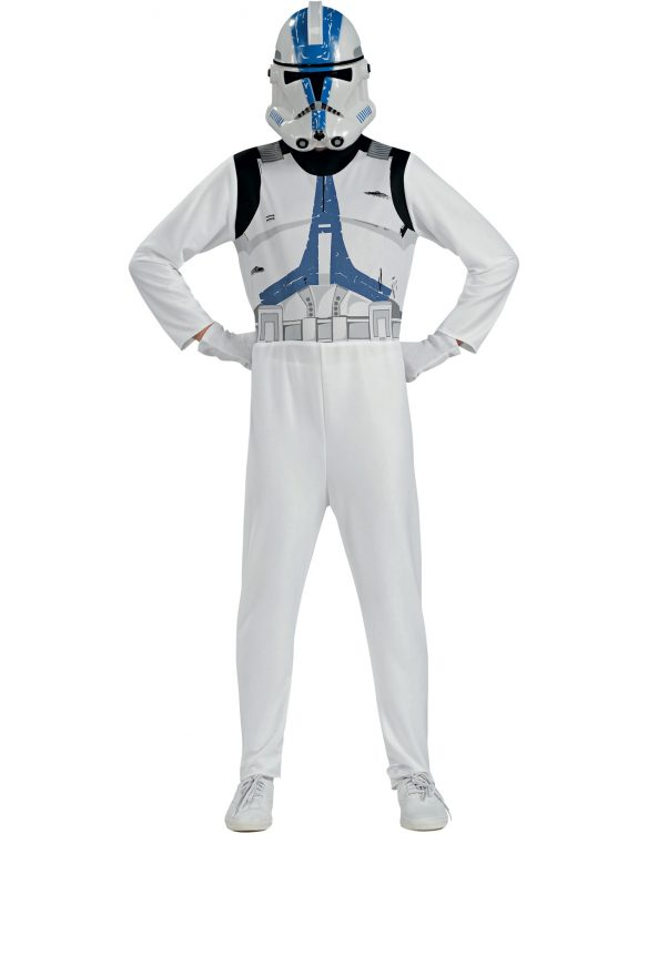 Photo du produit Déguisement Clone Trooper Star Wars garçon