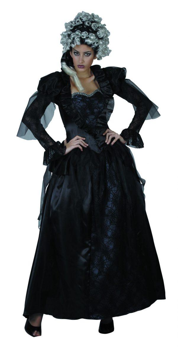 Photo du produit Déguisement comtesse vampire baroque femme