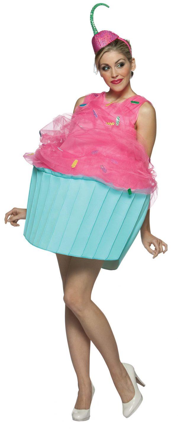 Photo du produit Déguisement cupcake femme