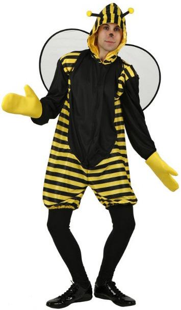 Photo du produit Déguisement abeille adulte