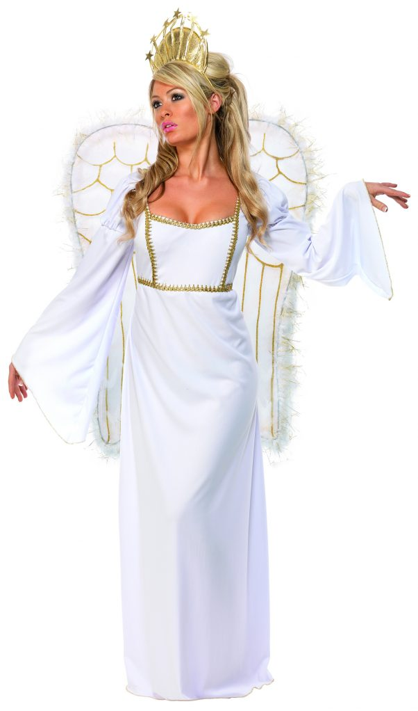 Photo du produit Déguisement ange femme
