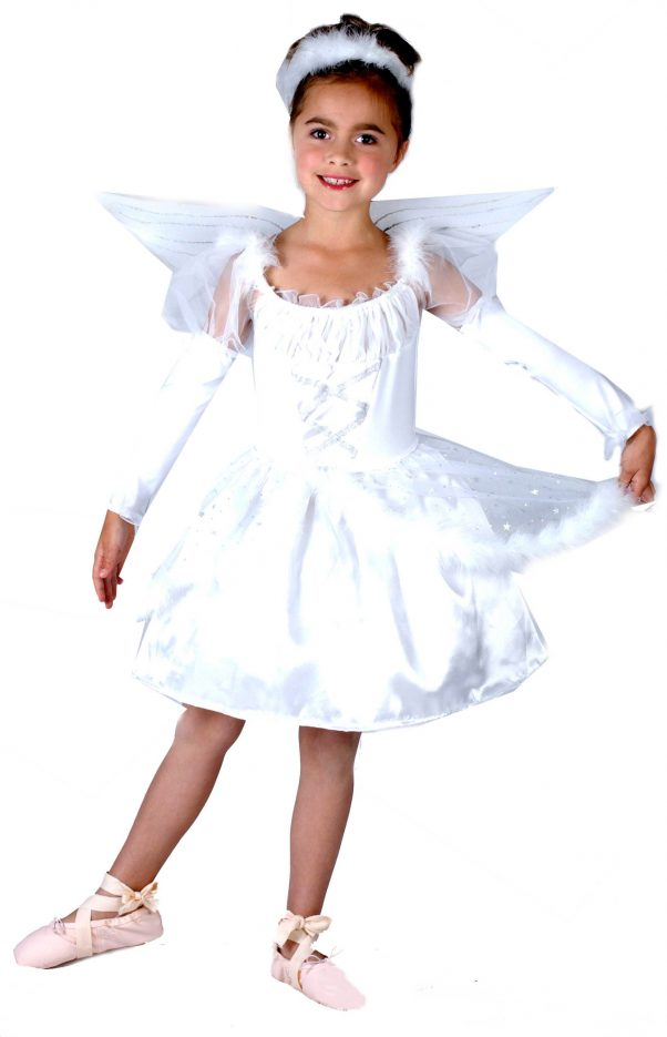 Photo du produit Déguisement ange fille