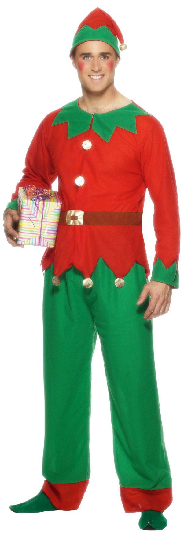 Photo du produit Déguisement elfe homme Noël