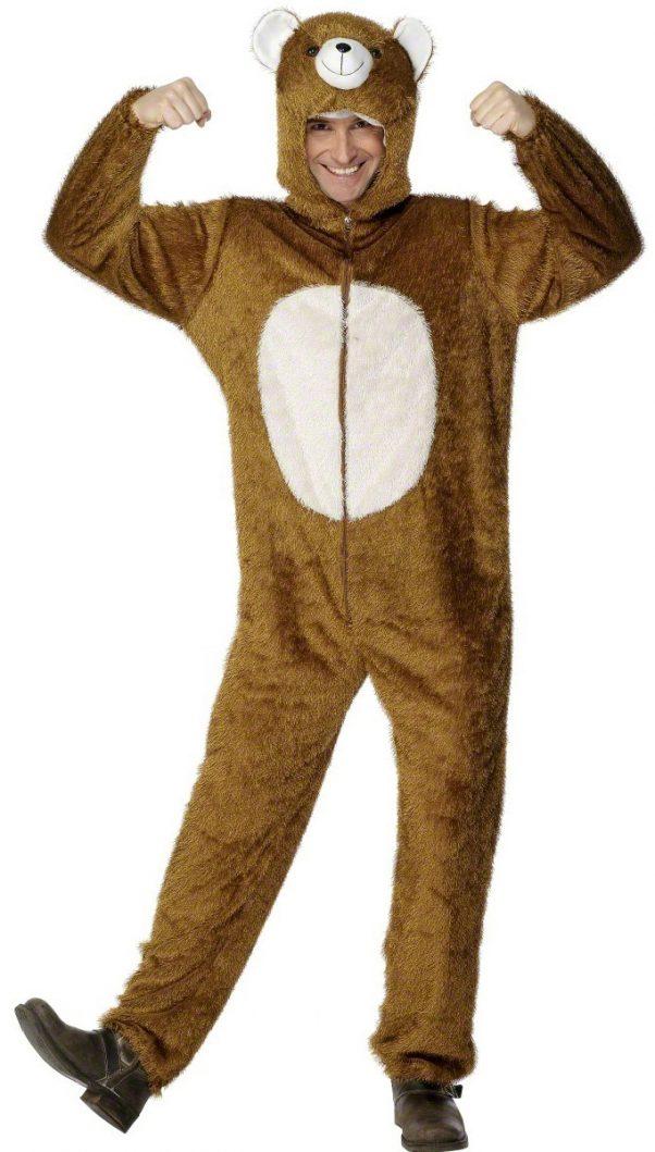 Photo du produit Déguisement ours adulte